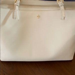 Preloved Tory Burch tote.